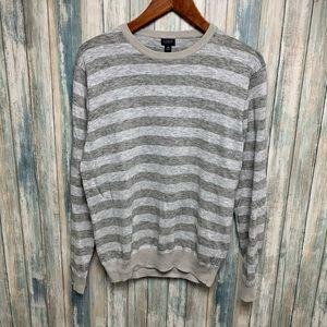 J.CREW Men's Sweater size Medium Cotton # L422